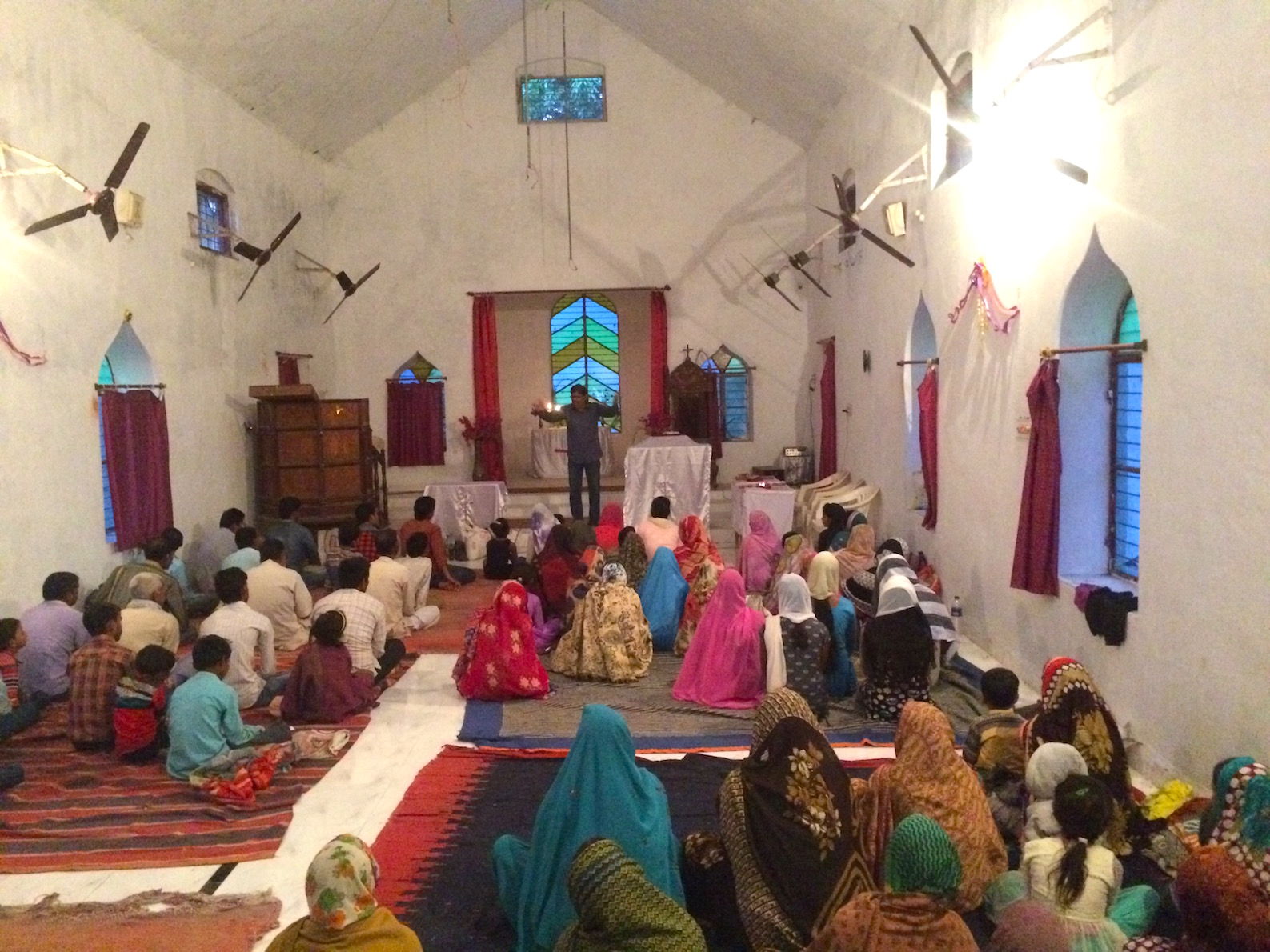 church in uttar pradesh