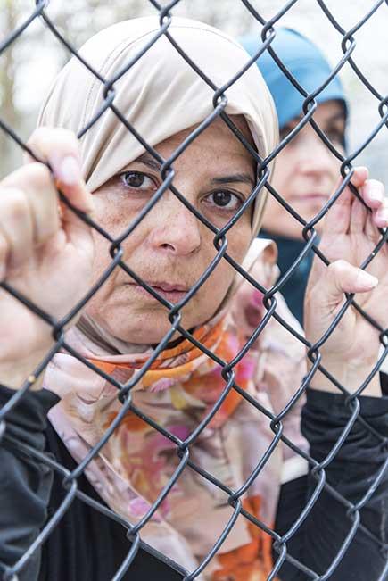 RefugeeIStock
