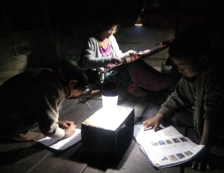 SolarLightStudy